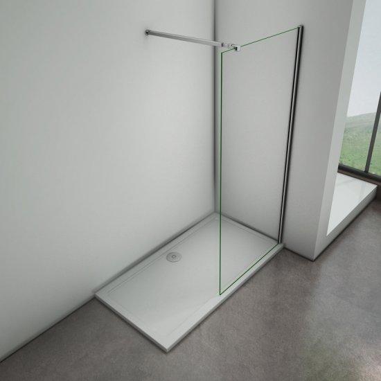 Great agrandir luimage with barre de douche droite extensible - Barre de baignoire extensible ...