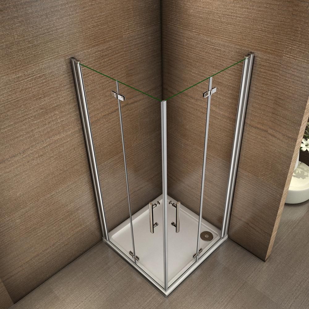 100x90x185cm cabine de douche acc s d 39 angle porte de Porte de douche pliante 100